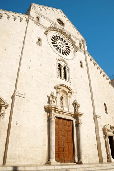 Basilika_san_Nicola-Bari Italien Puglia Apulien