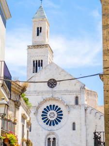 San Sabina Kathedrale Bari Altstadt