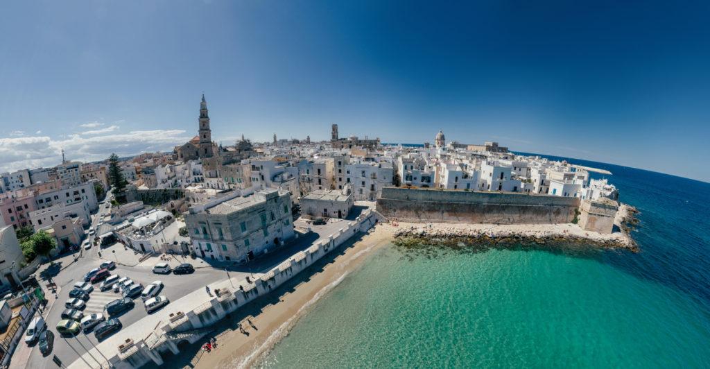 Bari beste Strände Urlaub
