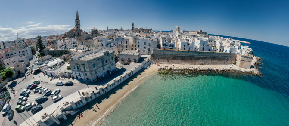 Top 5 Romantik Luxus-Hotels in Polignano a Mare
