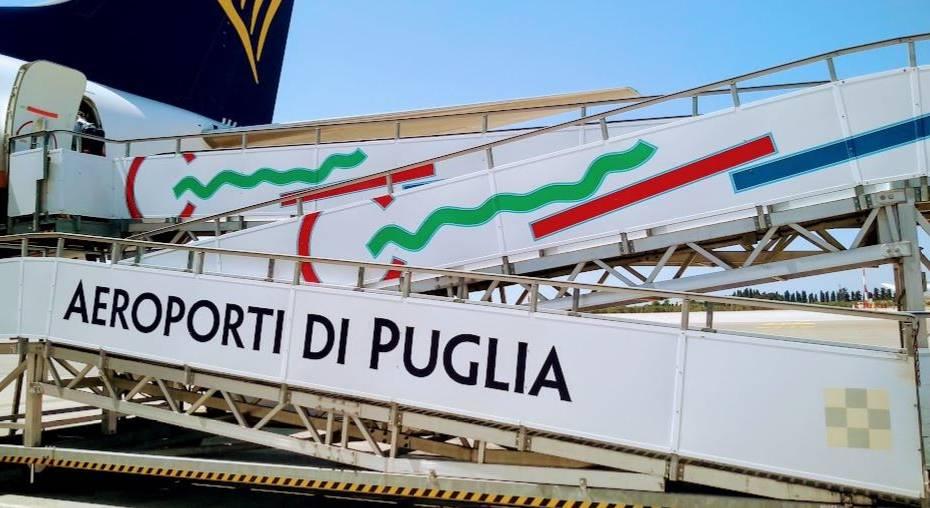 Flughafen-Bari-Palese-Apulien-transport