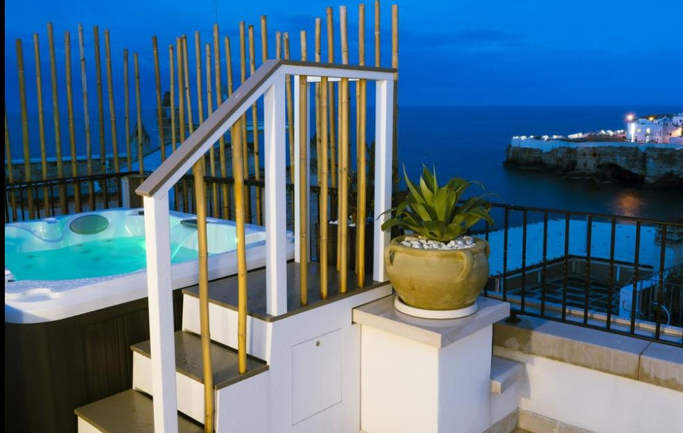 Top 5 Romantik Luxus-Hotels in Polignano a Mare 5