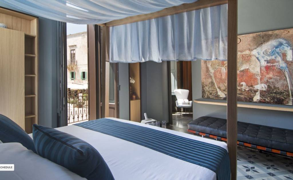Top 5 Romantik Luxus-Hotels in Polignano a Mare 3